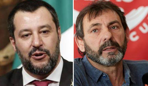 Matteo Salvini y Oscar