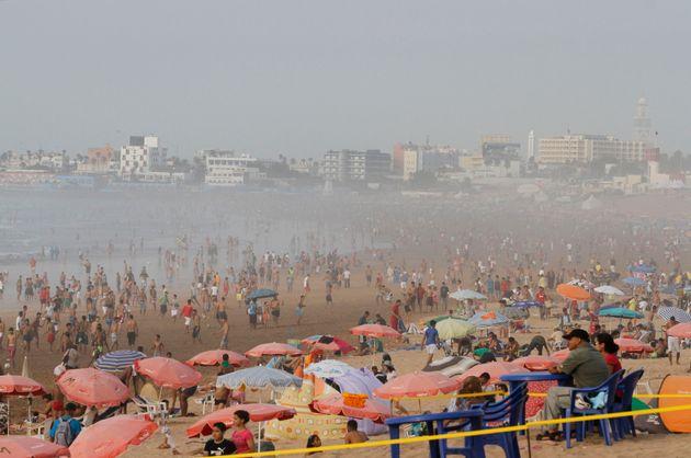 Vague de chaleur prévue de dimanche à mardi dans plusieurs régions du