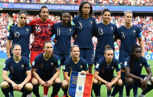Battues par les États-Unis, les Bleues réalisent sur TF1 la meilleure performance de