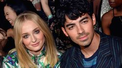 Sophie Turner And Joe Jonas Say 'I Do' Again At 2nd
