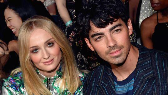 Sophie Turner And Joe Jonas Say 'I Do' Again At 2nd