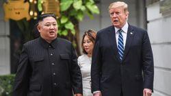 Trump et Kim improvisent une troisième rencontre après une invitation sur