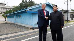 Συνάντηση Τραμπ - Κιμ Γιονγκ Ουν στην αποστρατιωτικοποιημένη