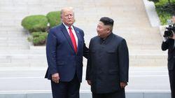 Benvenuto al Nord. Kim accoglie Trump, primo presidente Usa a varcare il
