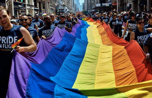 Une Gay Pride géante attendue à New York pour les 50 ans de