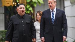Donald Trump et Kim Jong Un improvisent une troisième rencontre après une invitation sur