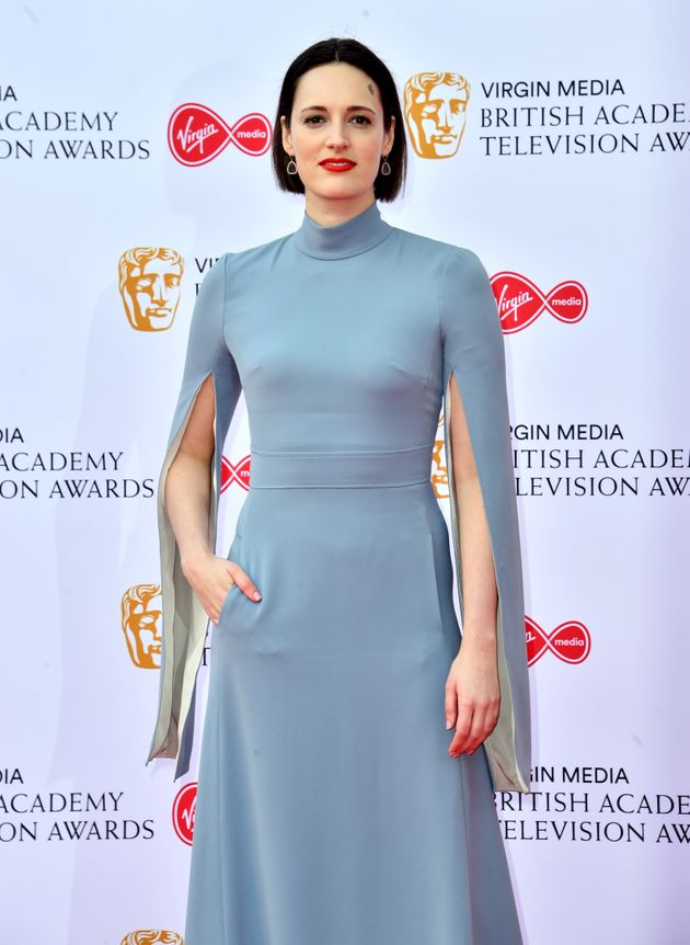 Phoebe at the TV Baftas earlier this