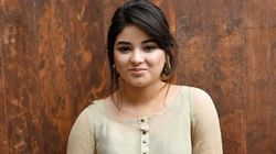 Zaira Wasim Announces She's Quitting Bollywood, Saying It Interferes With Her
