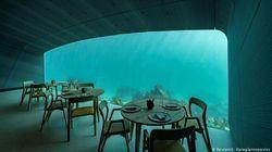 Το μεγαλύτερο υποβρύχιο εστιατόριο στον κόσμο βρίσκεται στην Νορβηγία και είναι