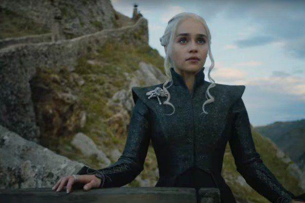 Emilia Clarke in Game Of