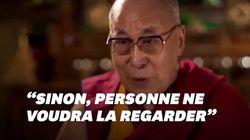 Le Dalaï-Lama pense qu'une femme lui succédant doit être