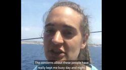 La aplaudida respuesta de Carola Rackete, capitana del Sea Watch, a Matteo