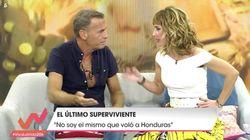 El cabreo de Emma García con Carlos Lozano y Diego Arrabal en 'Viva la