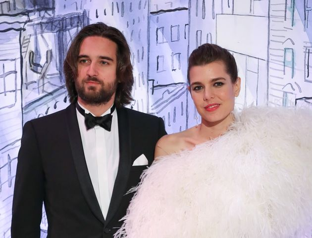 Carlota Casiraghi se casa (otra vez) por sorpresa con Dimitri