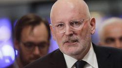 Il Ppe affossa Frans Timmermans alla Commissione Ue. Si tratta a