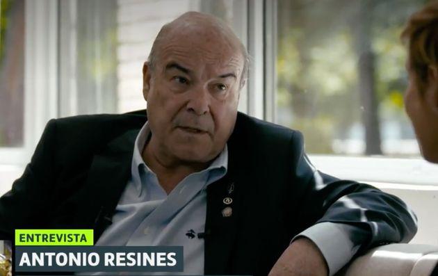 Antonio Resines en 'Liarla Pardo'