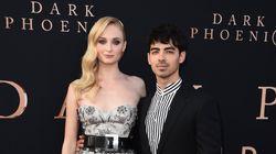 Sabemos quién fue el protagonista de la boda de Sophie Turner y Joe Jonas (y no es la