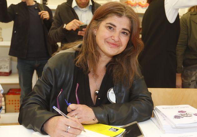Lucía Etxebarría se enzarza con una escritora que le dijo