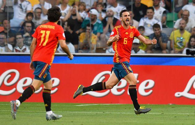 España, campeona del Europeo