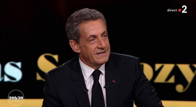 Sarkozy reconnaît que Macron a été