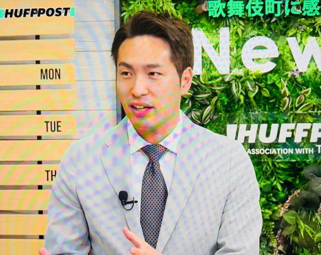 docomo dTVチャンネル『News
