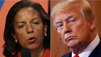 Susan Rice, Donald Trump