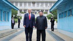 2020년 미 대선 민주당 후보들이 트럼프와 김정은의 만남이 쇼라고