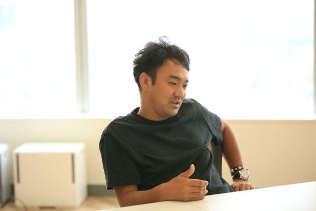 UUUM社長・鎌田和樹さん
