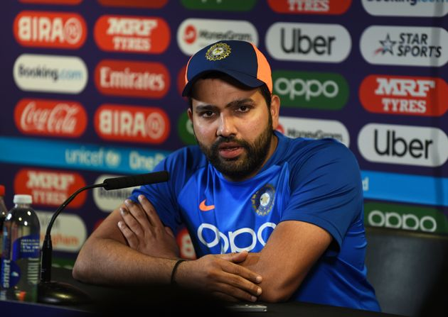 Rohit Sharma Responds To Rishabh Pant Batting At No 4