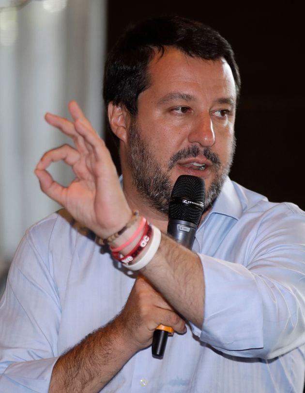 Sul profilo Facebook di Matteo Salvini non si può scrivere