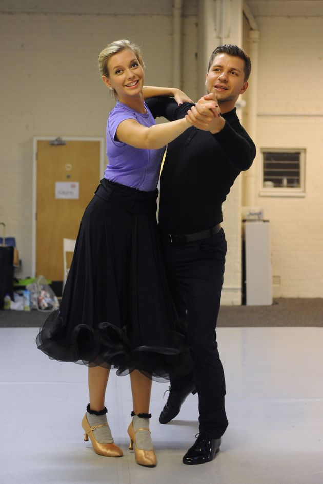 Rachel and Pasha met on Strictly Come Dancing in