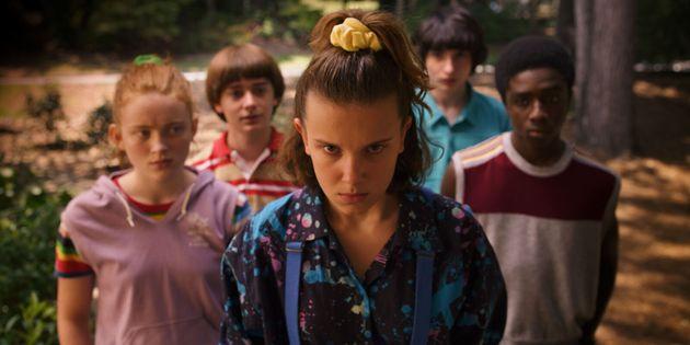 """La saison 3 de """"Stranger Things"""" sur Netflix le 4"""