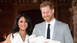Here's Everything We Know So Far About Royal Baby Archie's