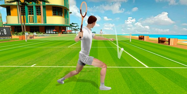 Advantage, Wimbledon! Six Free Apps For Tennis