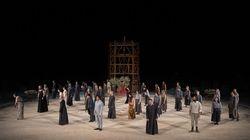 Εθνικό Θέατρο: Θερμό χειροκρότημα για την «Ορέστεια» στην