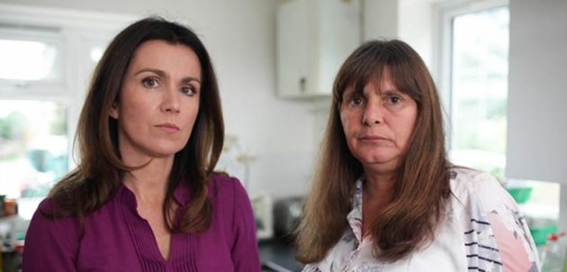 Susannah Reid and Sara Payne will appear in Sarah Payne: The Untold Story on Thursday
