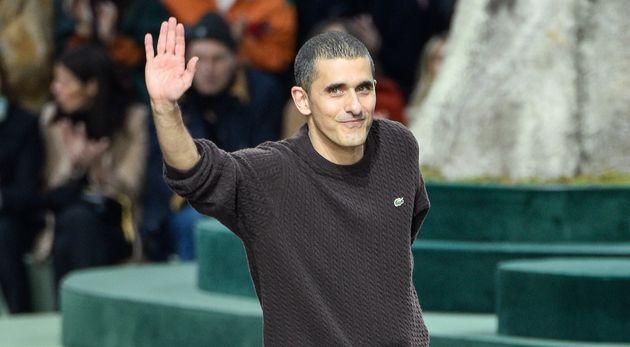 À 44 ans, Felipe Oliveira Baptista devient directeur artistique de
