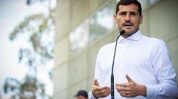 El tuit de Casillas que hace temblar Twitter el primer día de entrenamiento del