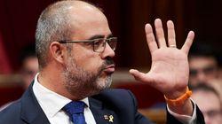 El conseller catalán que habló de España como