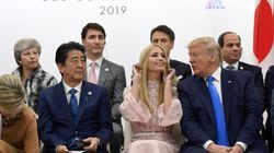 'Unwanted Ivanka' Is The Latest Meme After *That* Awkward G20