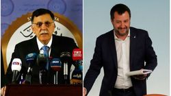 Al-Sarraj vola a Milano per incontrare Salvini, l'uomo forte d'Italia (di U. De