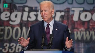 Vice President Biden Defends Civil Rights Record