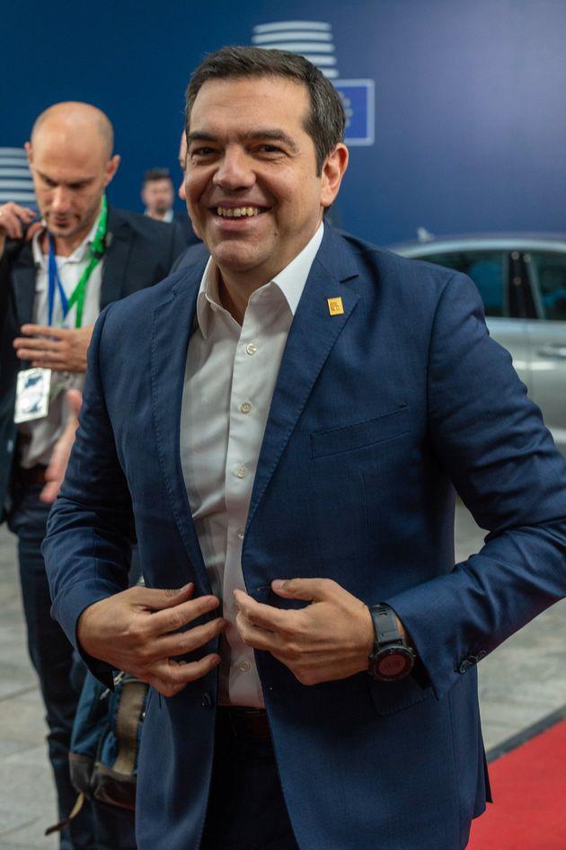 Ο Τσίπρας έφυγε από τη Σύνοδο Κορυφής και δεν θα