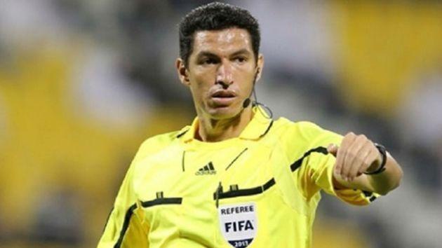 Un match de la CAN sera sifflé par l'Égyptien Gehad
