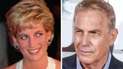 Kevin Costner Drops A Bombshell About Princess Diana And 'The Bodyguard