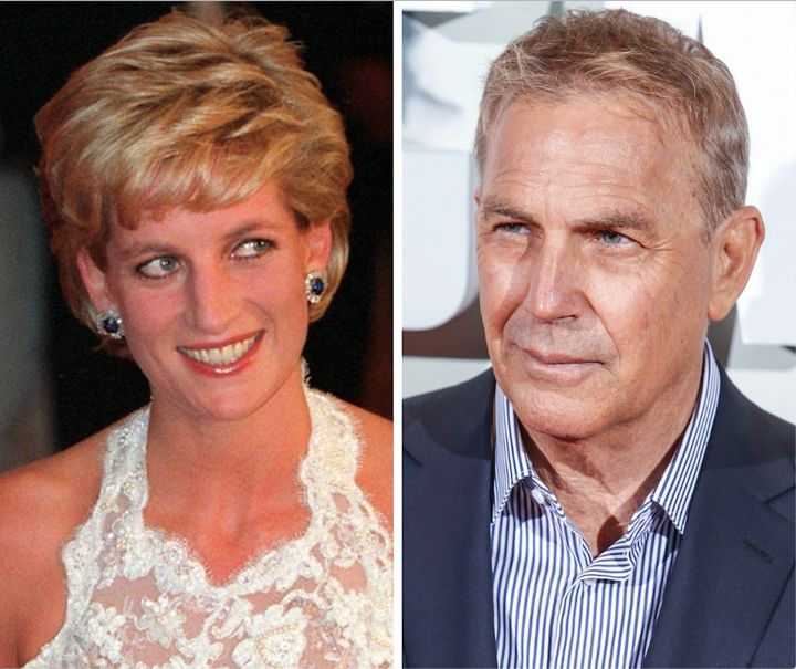 "Costner first revealed that he nearly co-starred with Princess Diana in ""The Bodyguard 2"" in 2012, during an interview with A"