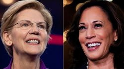 Elizabeth Warren, Kamala Harris Looked Like Winners At The First Debates: