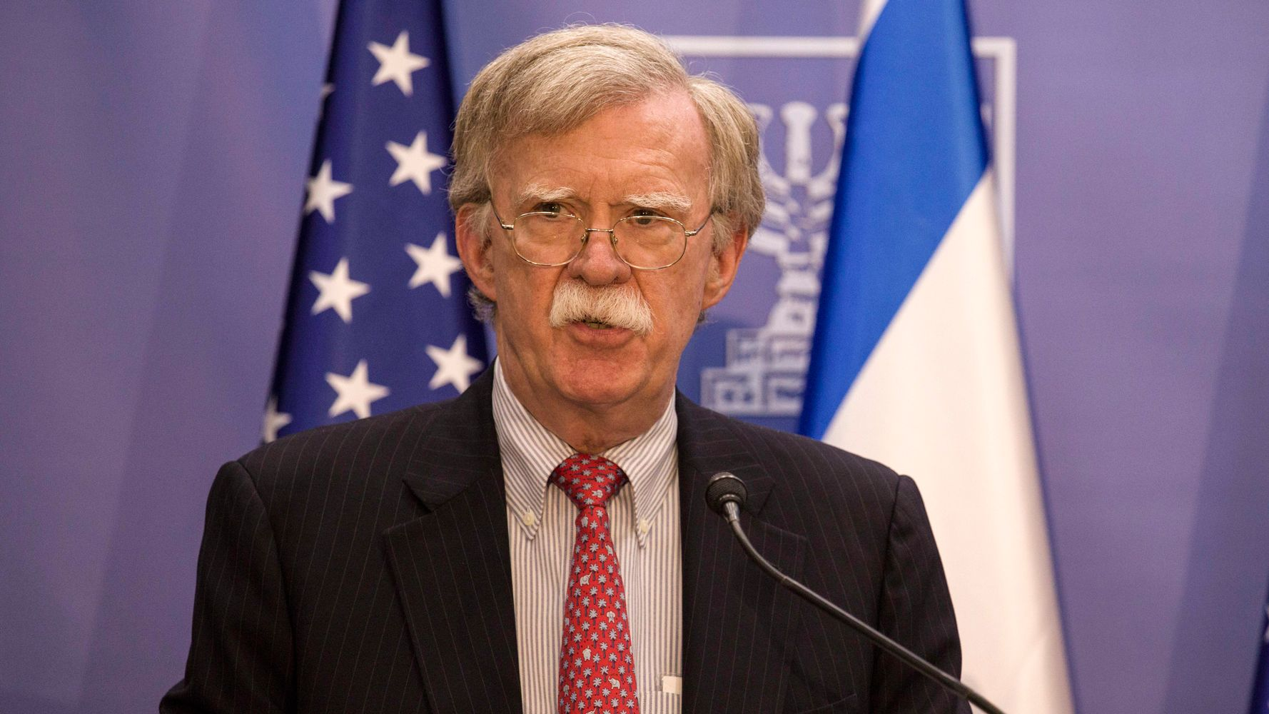 Westlake Legal Group 5d1a35ee250000a81ae9c07c Trump Fires John Bolton, Says He Is 'No Longer Needed' At White House