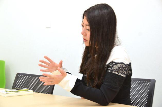 立命館大学准教授の富永京子さん