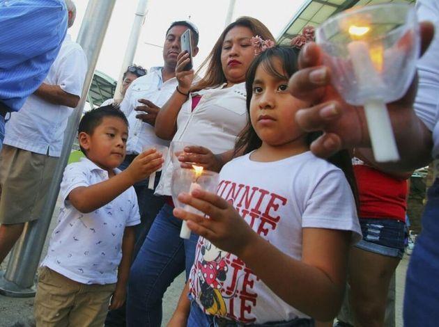 Ελ Σαλβαδορ: Το τελευταίο αντίο στον Οσκαρ και την Βαλέρια